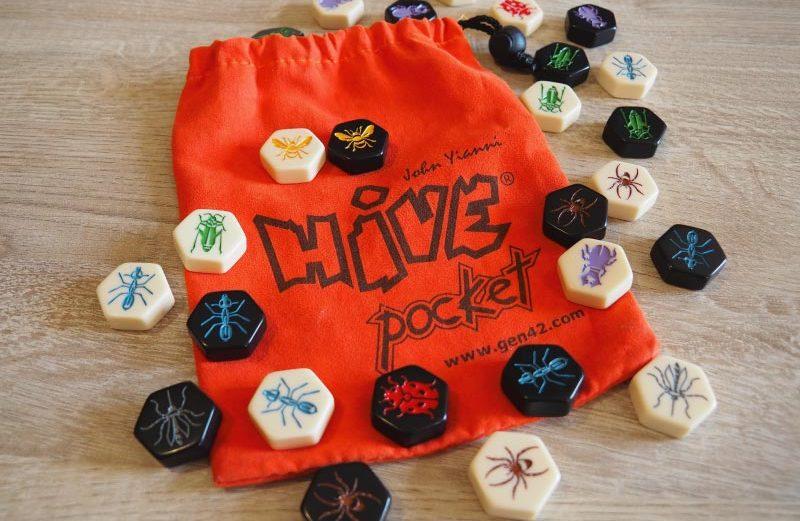 Hive Pocket, el juego de mesa ideal para viajar