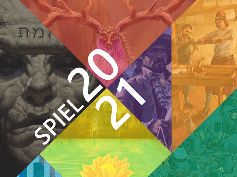 Este 2021 vuelve SPIEL, la feria internacional de juegos de mesa