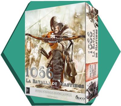 Portada de 1066: La batalla de Hastings