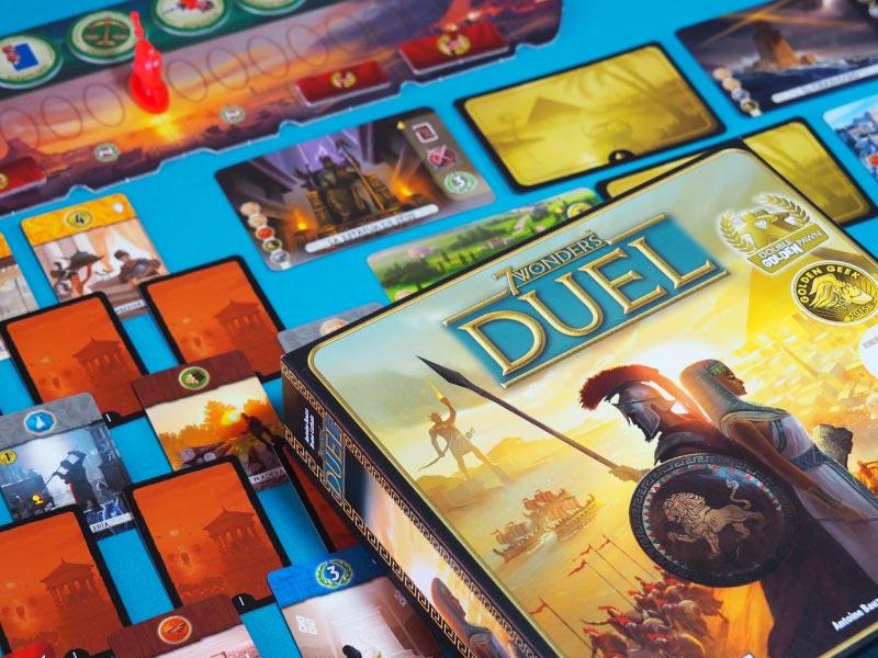El juego de mesa de civilizaciones por excelencia para dos jugadores