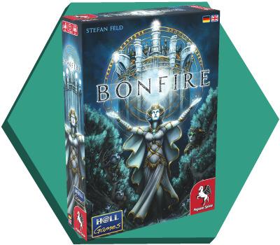 Portada de Bonfire