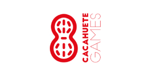 Cacahuete Games, logo de la editorial
