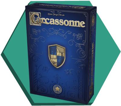 Portada de Carcassonne 20º Aniversario