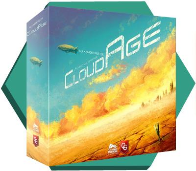 Portada de CloudAge