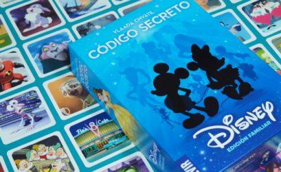 La edición familiar de Código Secreto para los amantes de Disney