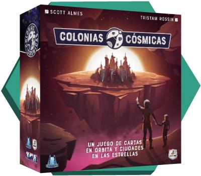 Portada de Colonias Cósmicas