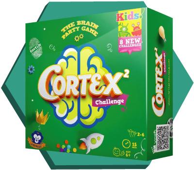 Portada de Cortex Challenge Kids