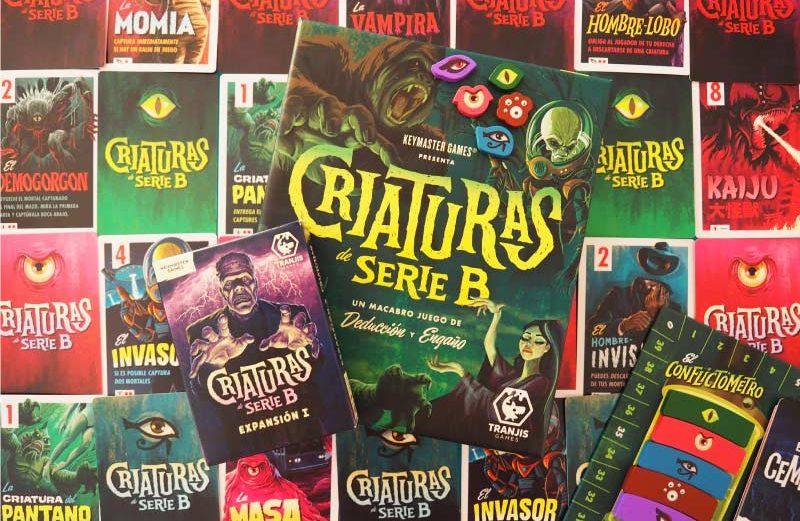 Criaturas de Serie B, el juego de faroleo para este Halloween