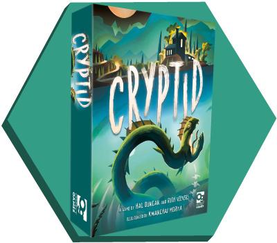 Portada de Cryptid