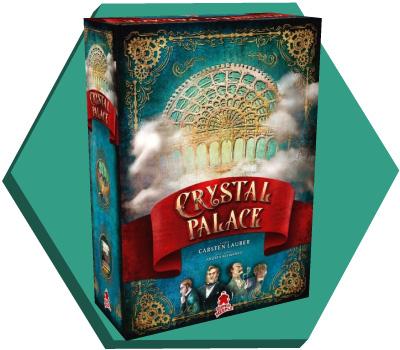 Portada de Crystal Palace