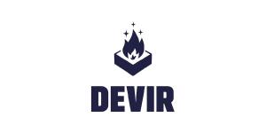 Devir Iberia, logo de la editorial