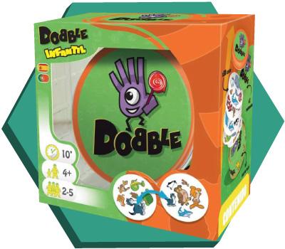 Portada de Dobble Kids