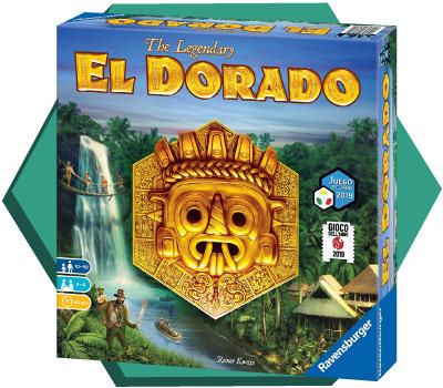Portada de El Dorado
