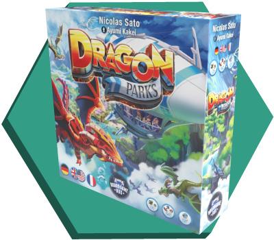 Portada de Dragon Parks