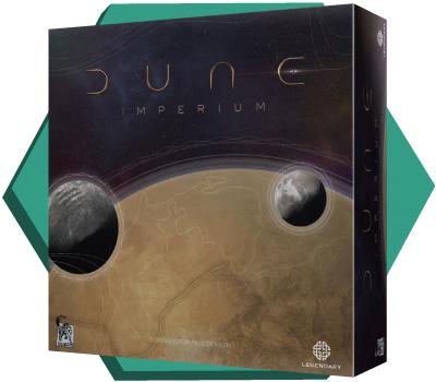 Portada de Dune: Imperium
