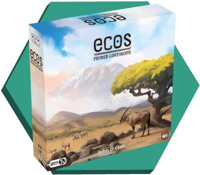 Portada de Ecos: First Continent