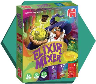 Portada de Elixir Mixer