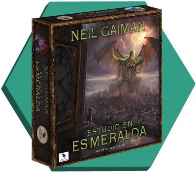 Portada de Estudio en Esmeralda