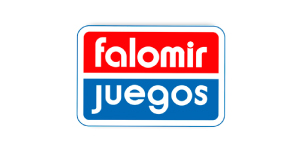 Falomir Juegos, logo de la editorial