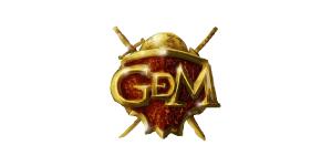 GDM Games, logo de la editorial