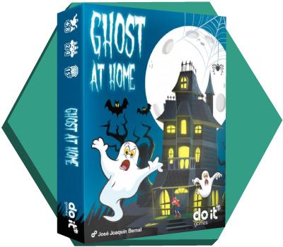 Portada de Ghost at Home