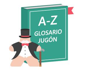 Diccionario con terminología para los juegos de mesa