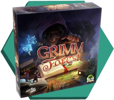 Portada de Grimm Forest