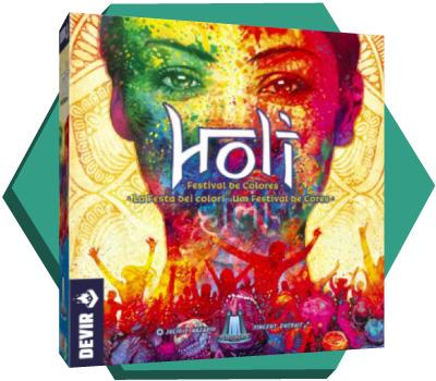 Portada de Holi: Festival de Colores