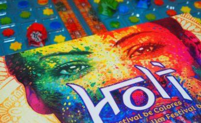 Un festival de luz y de color en 3D