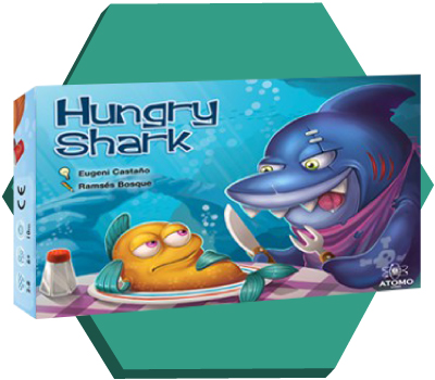 Portada de Hungry Shark