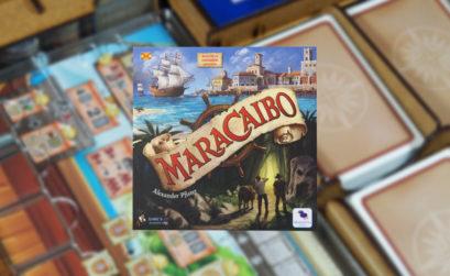 Inserto para organizar el juego de mesa Maracaibo