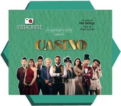 Portada de Instacrime 2: Casino