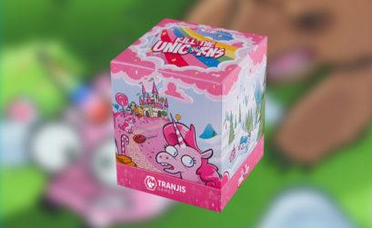 Capturando los unicornios más coloridos para salvar el reino
