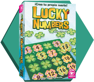 Portada de Lucky Numbers
