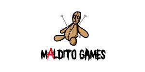 Maldito Games, logo de la editorial