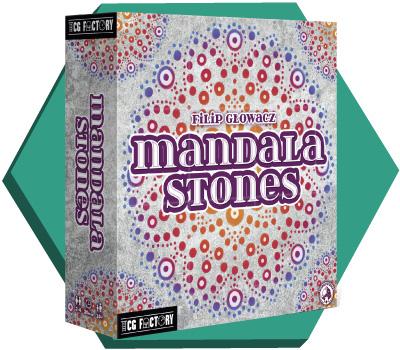 Portada de Mandala Stones