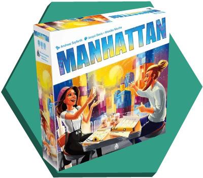 Portada de Manhattan