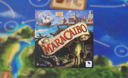 Maracaibo, uno de los mejores eurogames de 2020