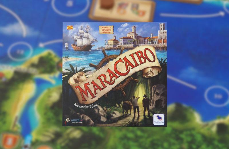 Maracaibo, el juego de mesa a la conquista del Caribe