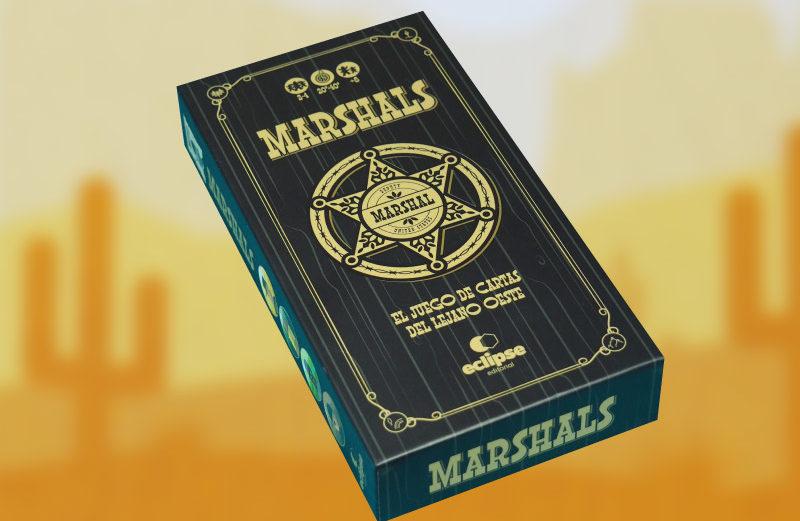 Marshals en Verkami, convertirse en leyenda del Lejano Oeste