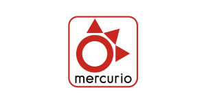 Mercurio Distribuciones, logo de la editorial