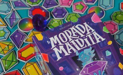 En busca de las gemas escondidas en La Morada Maldita