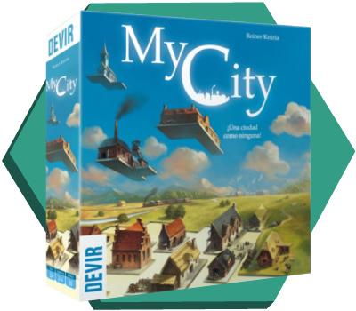 Portada de My City