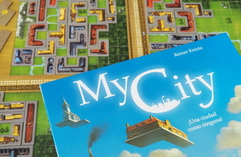 My City, un juego legacy de planificación y construcción