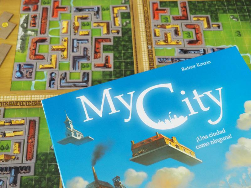My City, construyendo una ciudad como ninguna