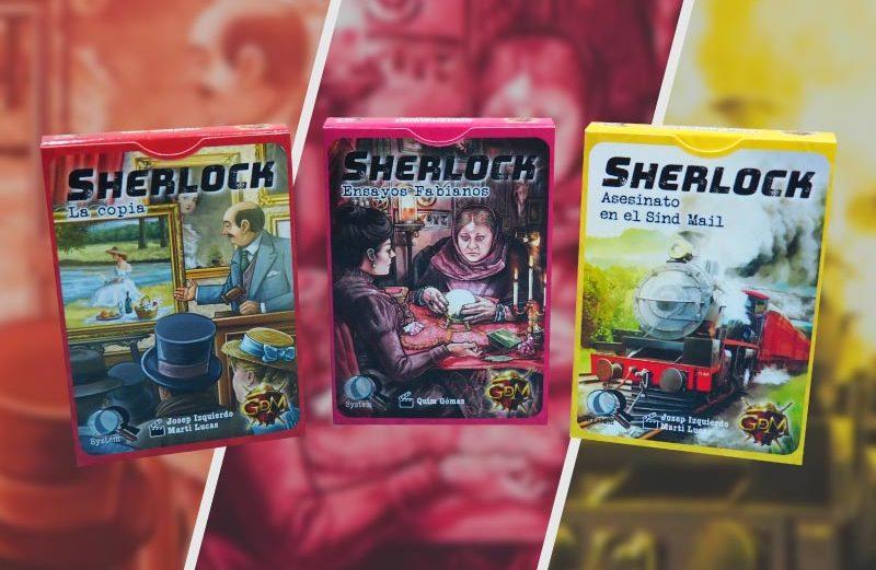 Una falsificación, una revolución y un viaje… ¡Nuevos Sherlock!