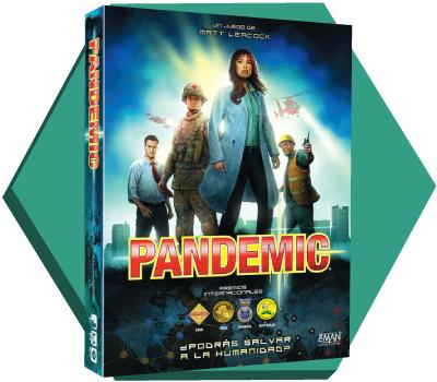 Portada de Pandemic