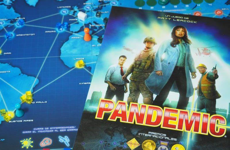 Pandemic, el juego de mesa cooperativo donde salvar a la humanidad