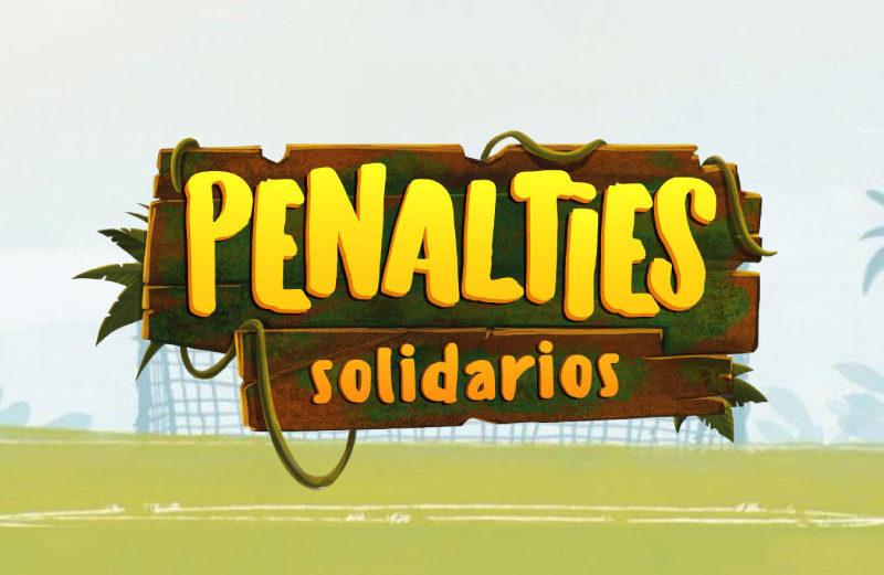 Penalties Solidarios, recaudando fondos para una buena causa