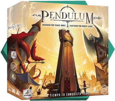 Portada de Pendulum